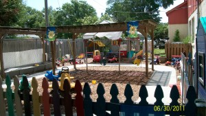 OPK Kindergarten play area